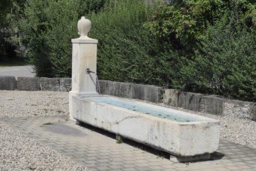 Dorfbrunnen mit Chropftube