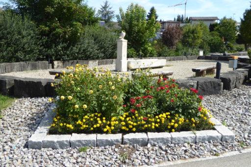 Neuendorf SO in Blumen