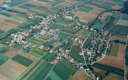 Neuendorf SO - Luftaufnahme 1992