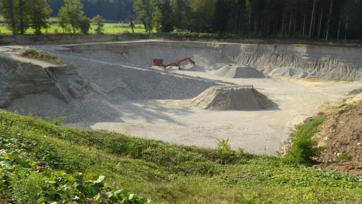 Kiesgrube Ägerten Neuendorf