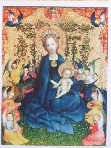 Madonna im Rosenhag
