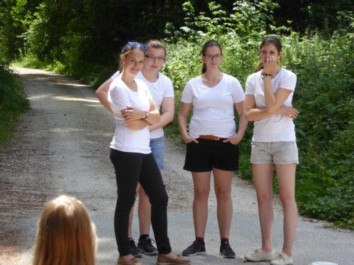 Bürgerbrunch 2014 - Das Jubla-Team
