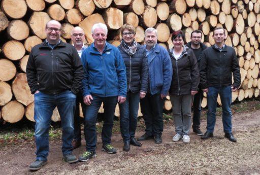 Vorstand Zweckverband Forst Mittleres Gäu