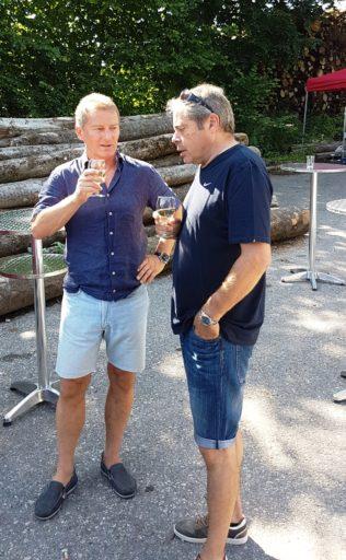 Bürgerbrunch 2018 - Zweiergespräch