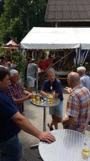 Bürgerbrunch 2018 - Männerrunde