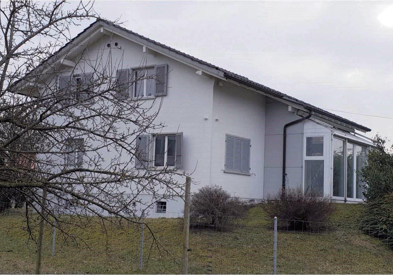 EFH Werdstrasse 11, Neuendorf
